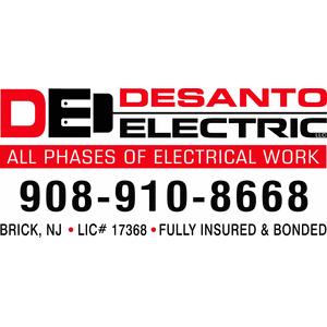 DeSanto Electric - Brick, NJ 08723 - (908)768-2396   ShowMeLocal.com