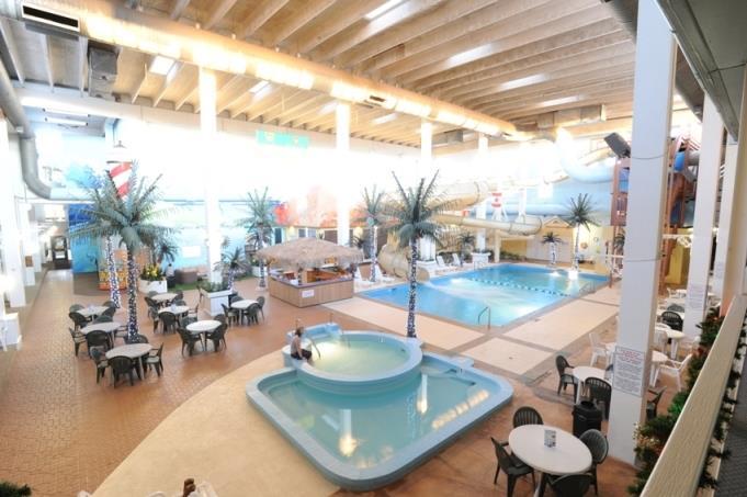Best Western Seven Oaks Inn in Regina: Swimming Pool Area