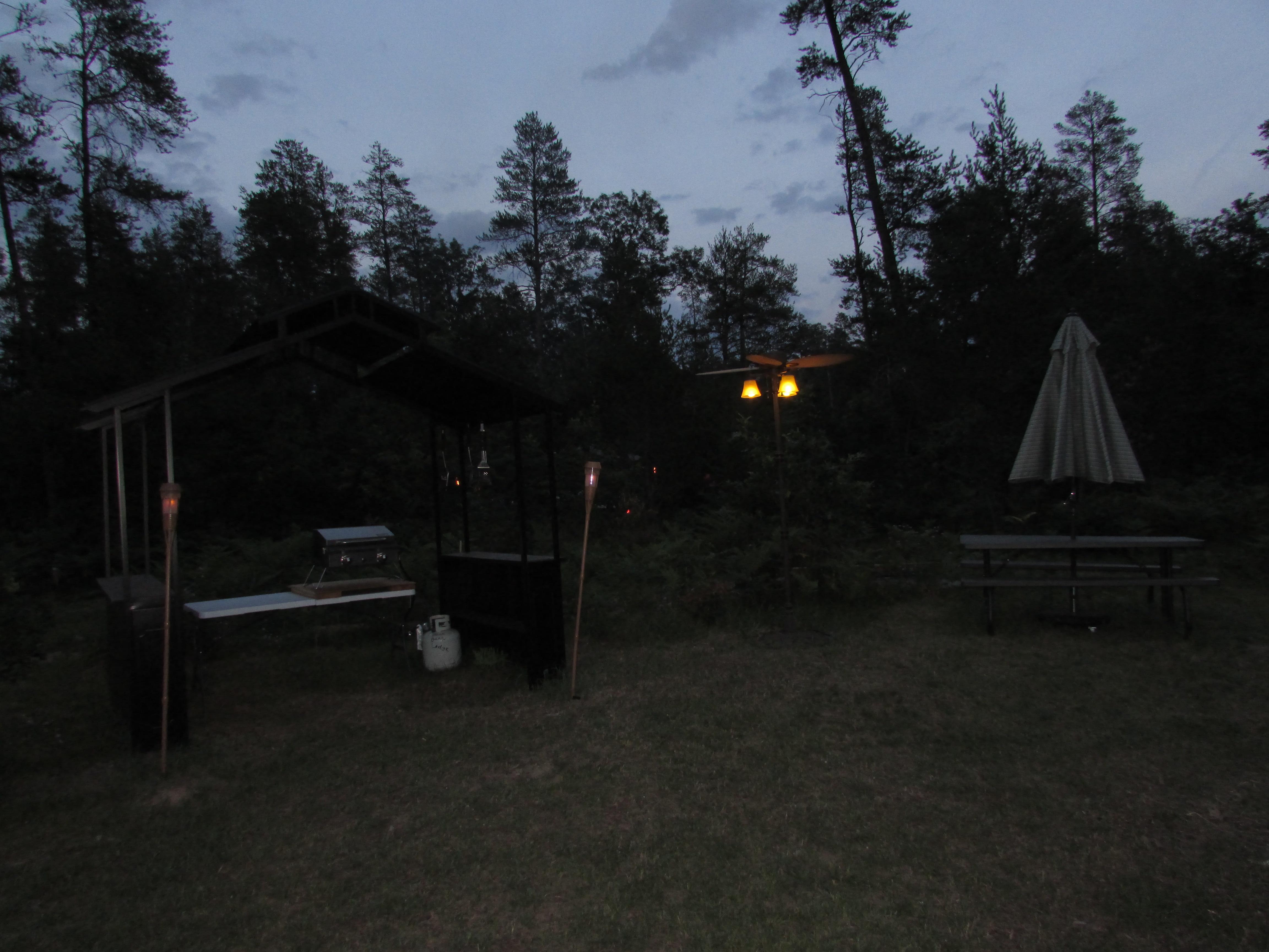 Best Bear Lodge & Campground Baldwin/Irons Area image 14