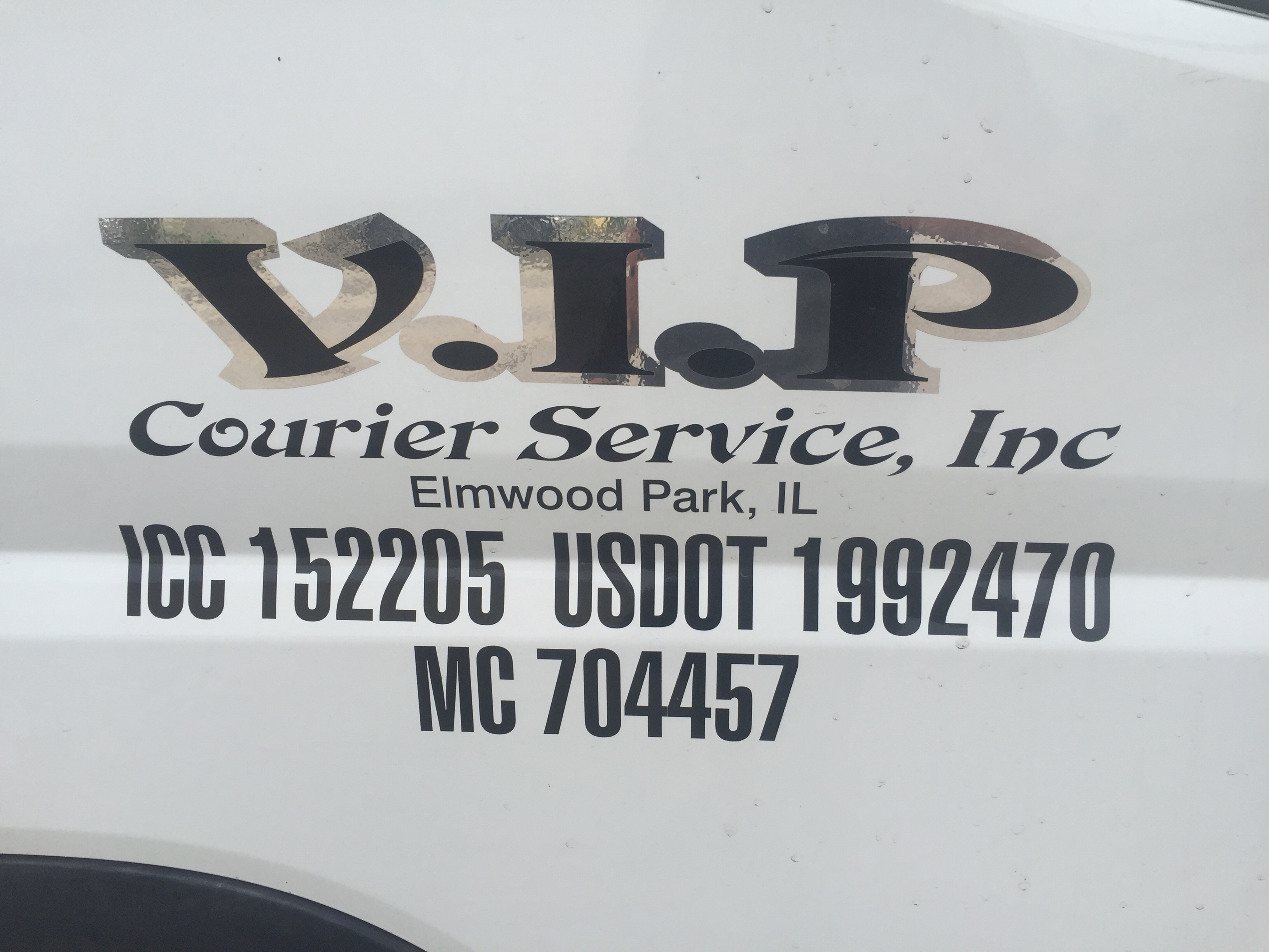 V.I.P. COURIER SERVICE,INC. - Elmwood Park, IL 60707 - (773)615-3327 | ShowMeLocal.com