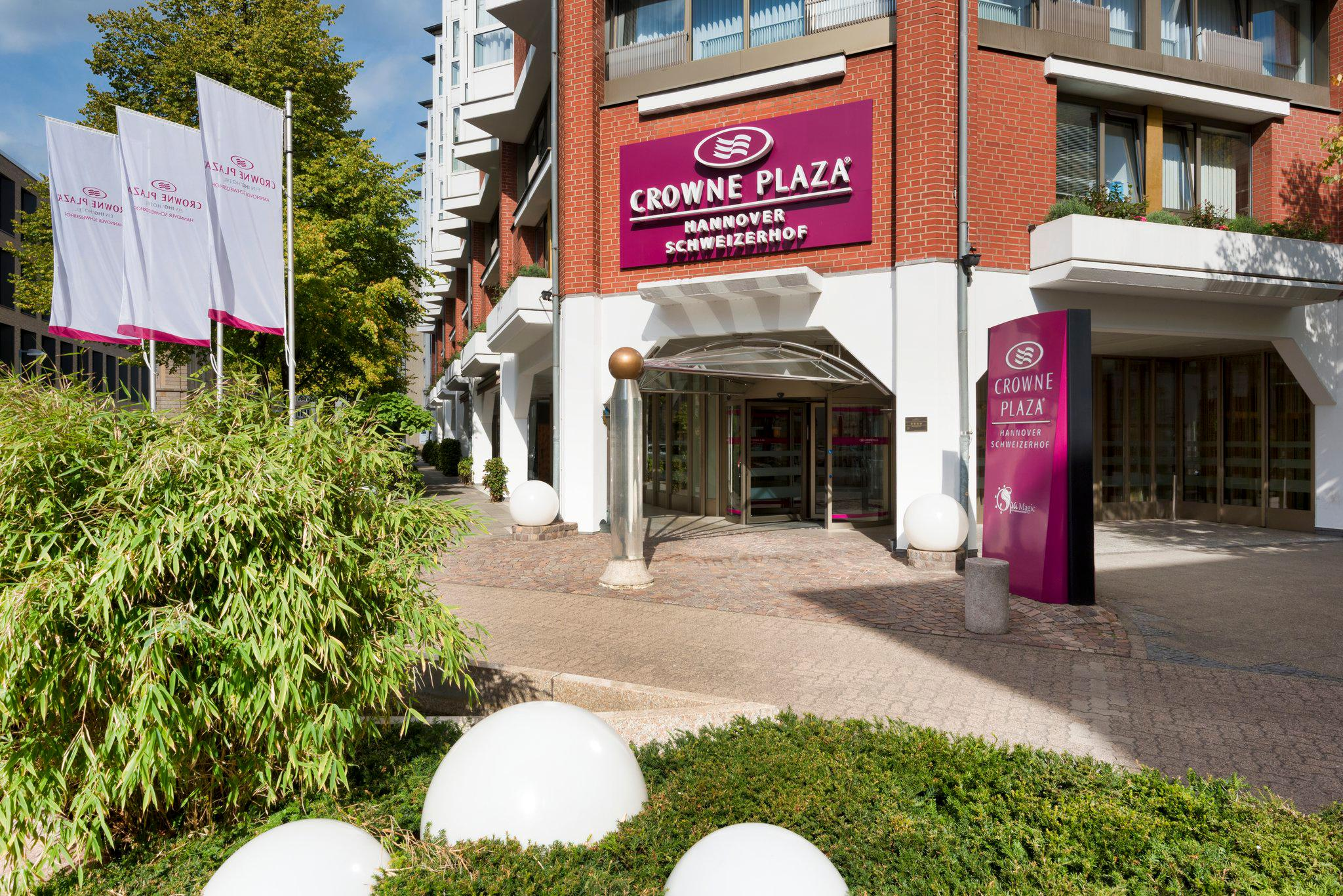 Crowne Plaza Hannover, Hinueberstrasse 6 in Hannover