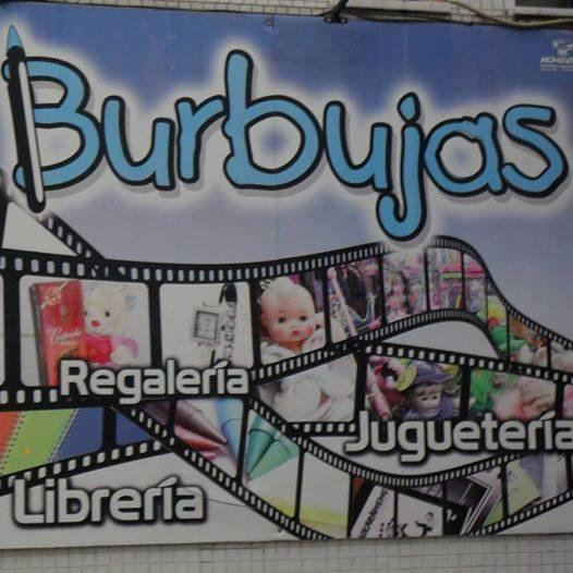LIBRERIA BURBUJAS- ART COMPUTACION- JUGUETERIA-