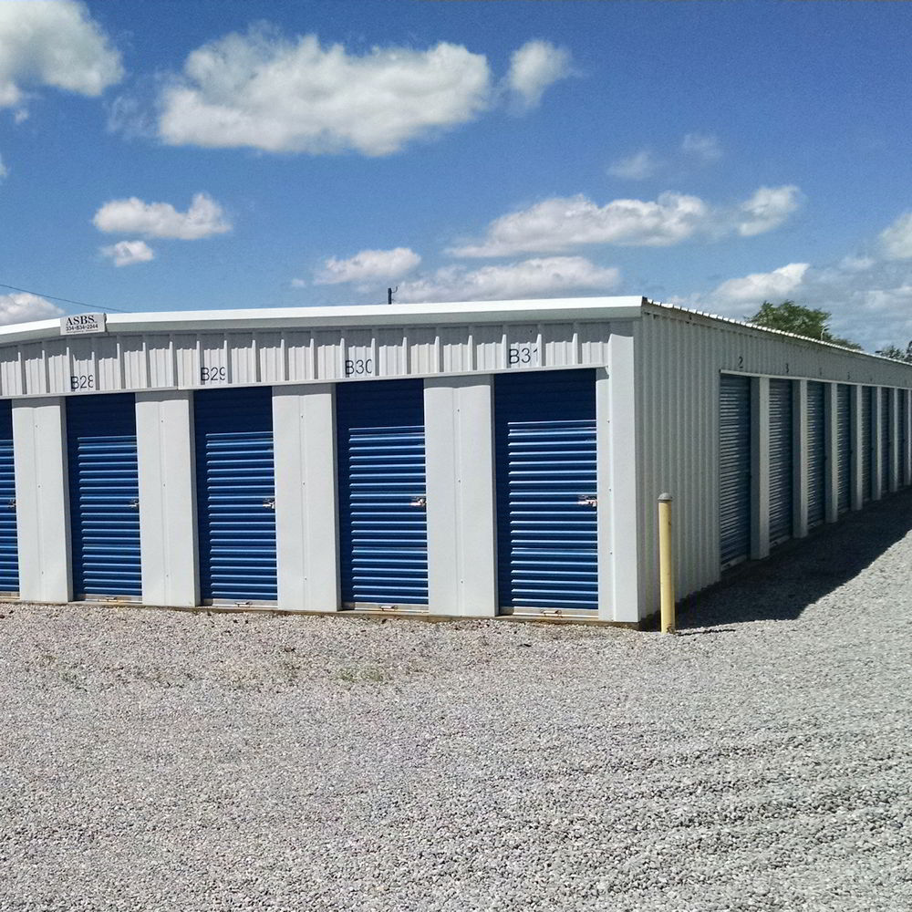 Mini Storage near Maxwell AFB in Montgomery Alabama.