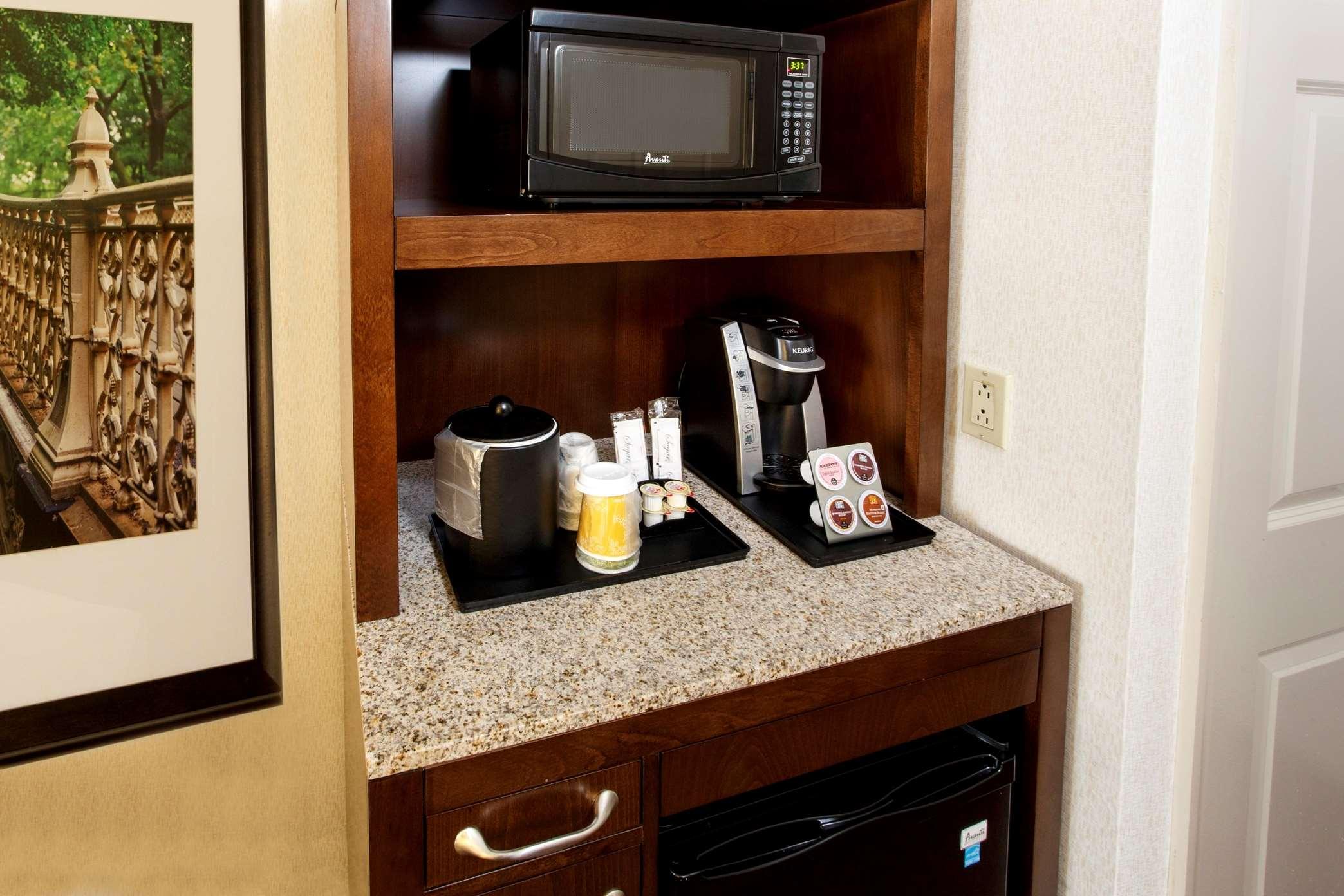 Keurig Microwave Refrigerator