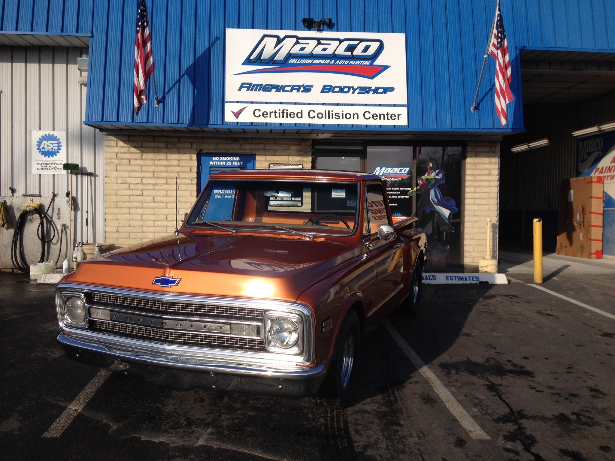 Maaco Collision Repair & Auto Painting In Vancouver, WA