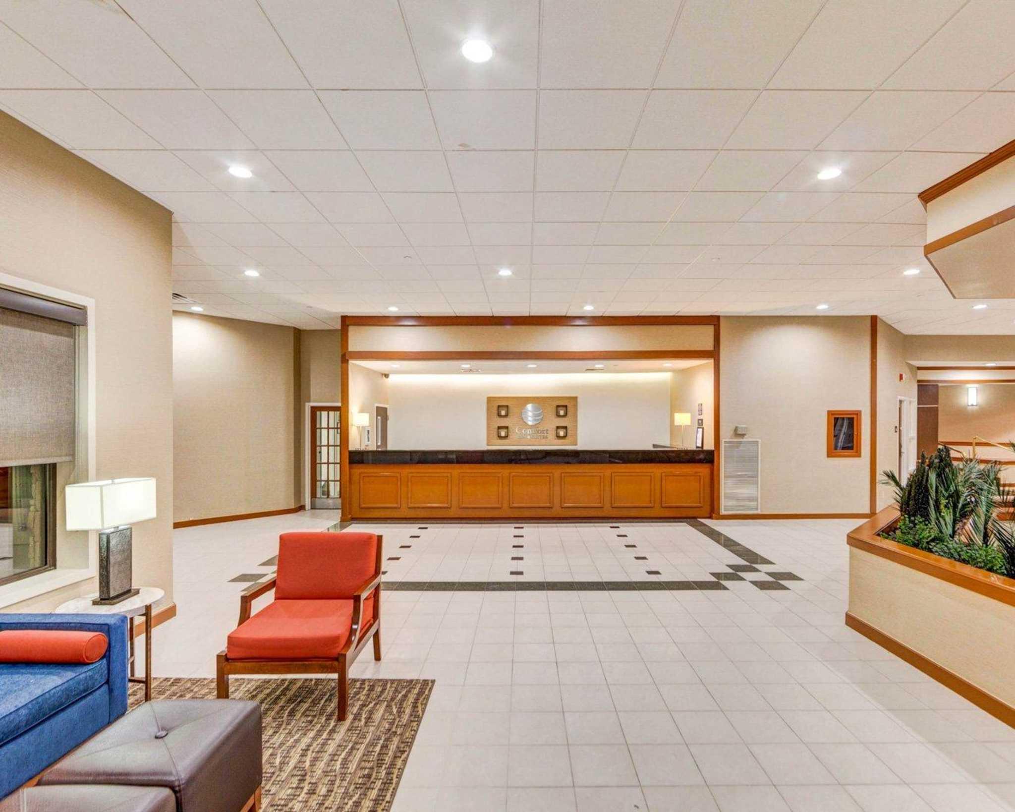 Comfort Inn & Suites Plano East image 14