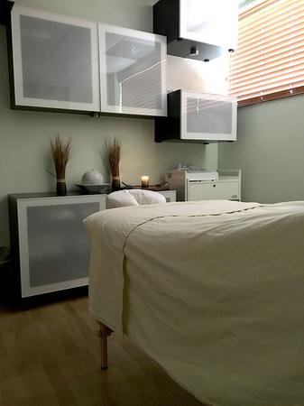 Acupuncture Treatment Room #3 - DeJongh Acupuncture Clinic in Miami FL