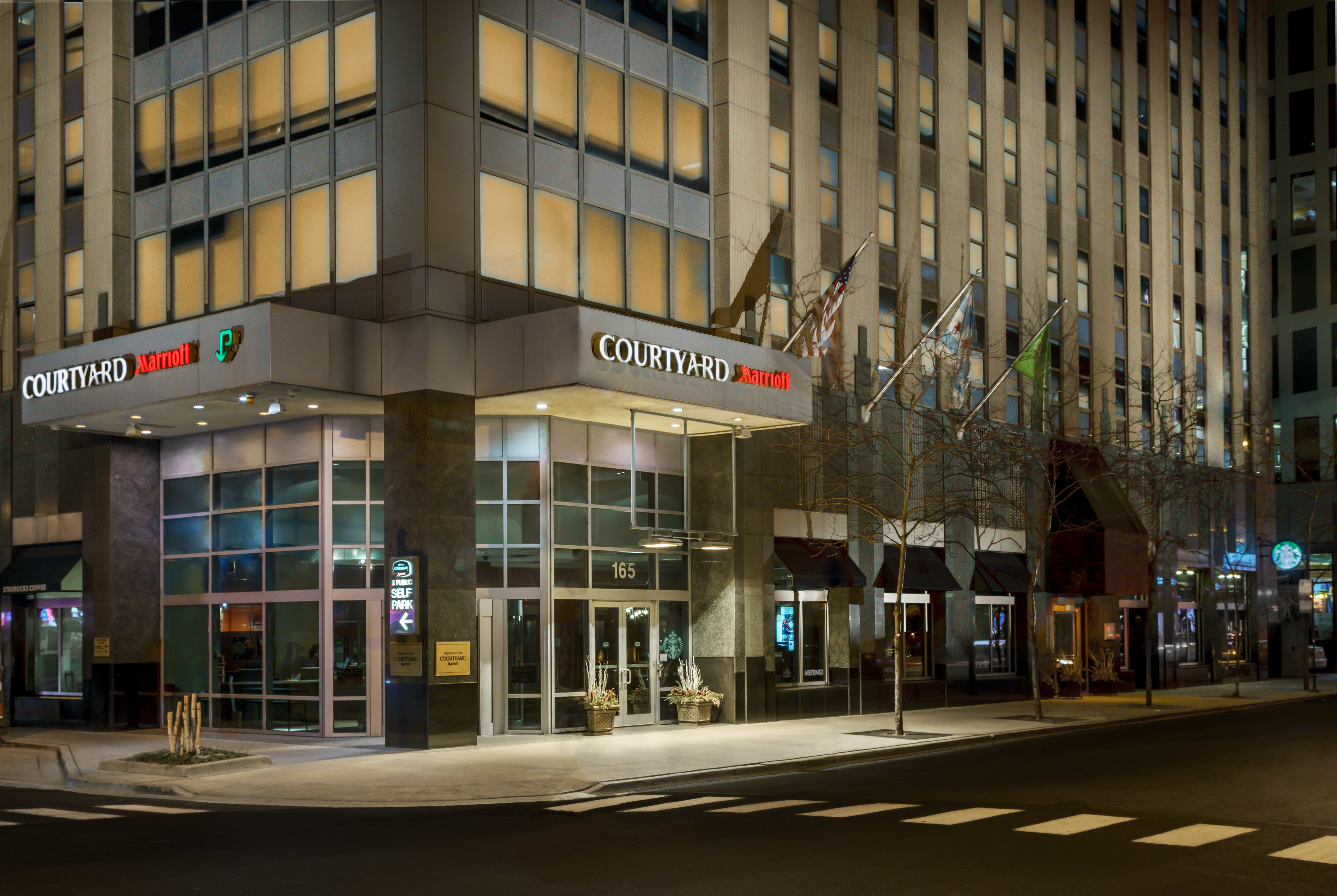 Courtyard by Marriott Chicago Downtown/Magnificent Mile image 0