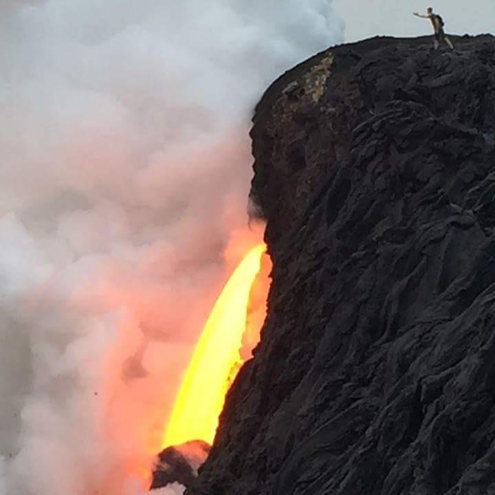 Lava Walk In Pahoa Hi 808 333 4