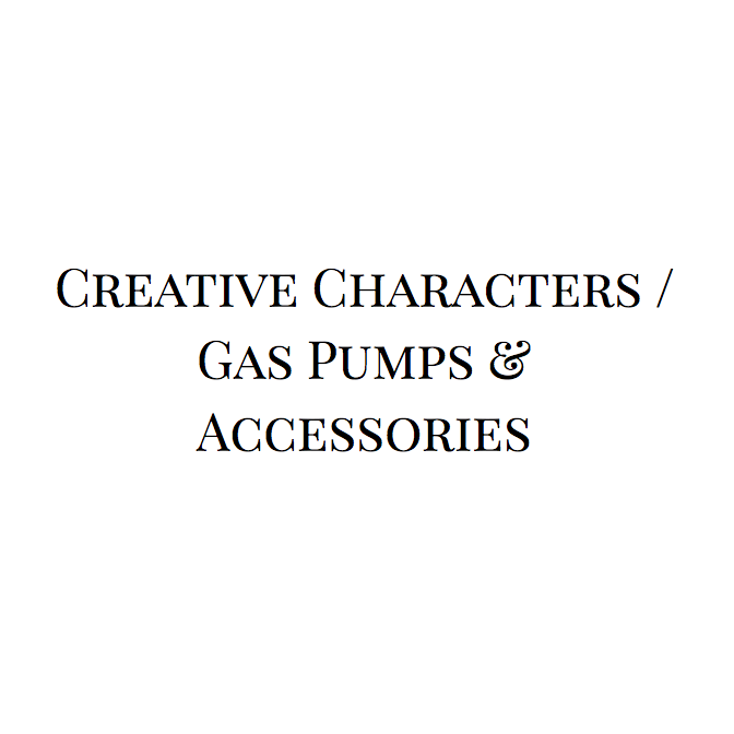 Creative Characters / Gas Pumps & AccessoriesLV50532 image 6