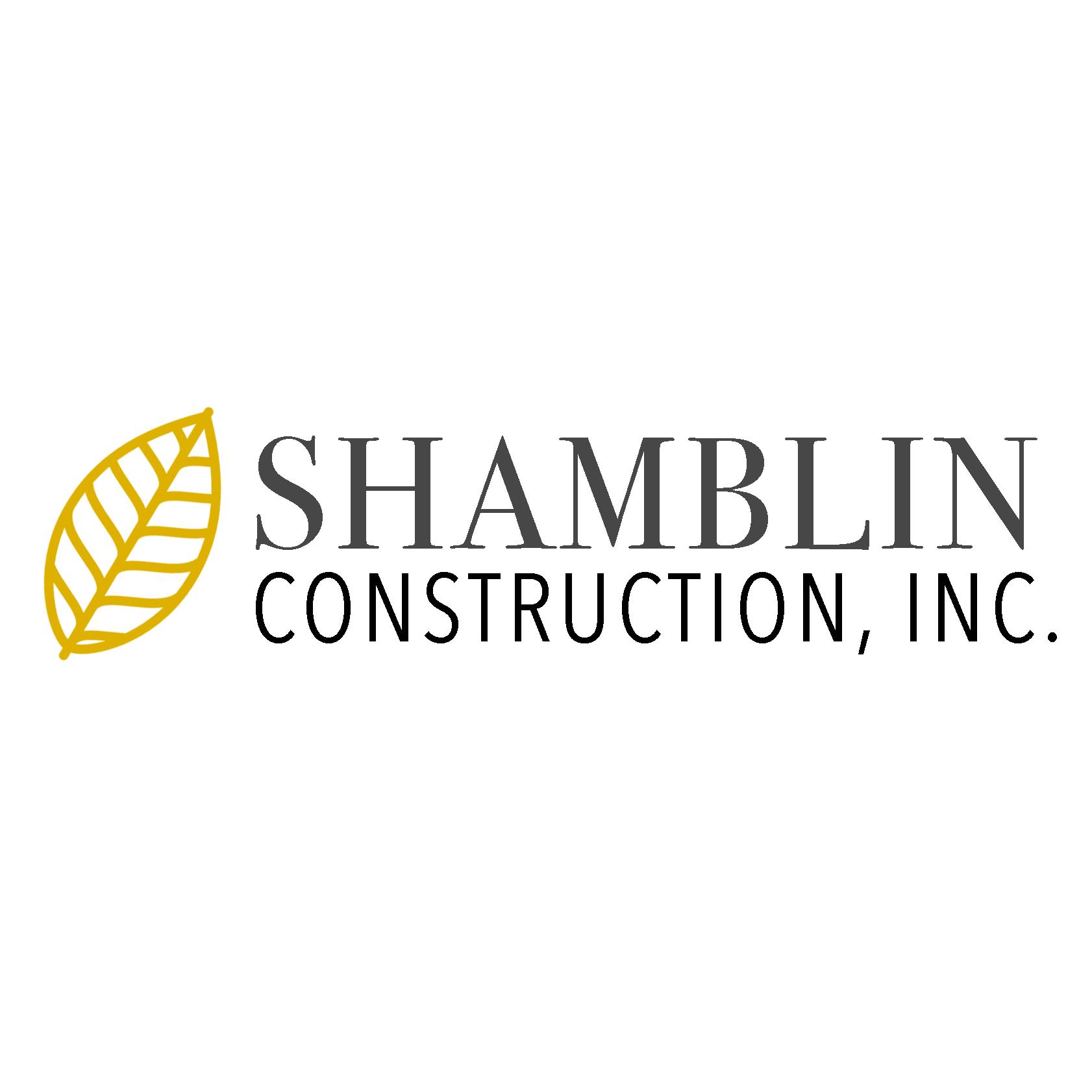 Shamblin Construction, Inc.