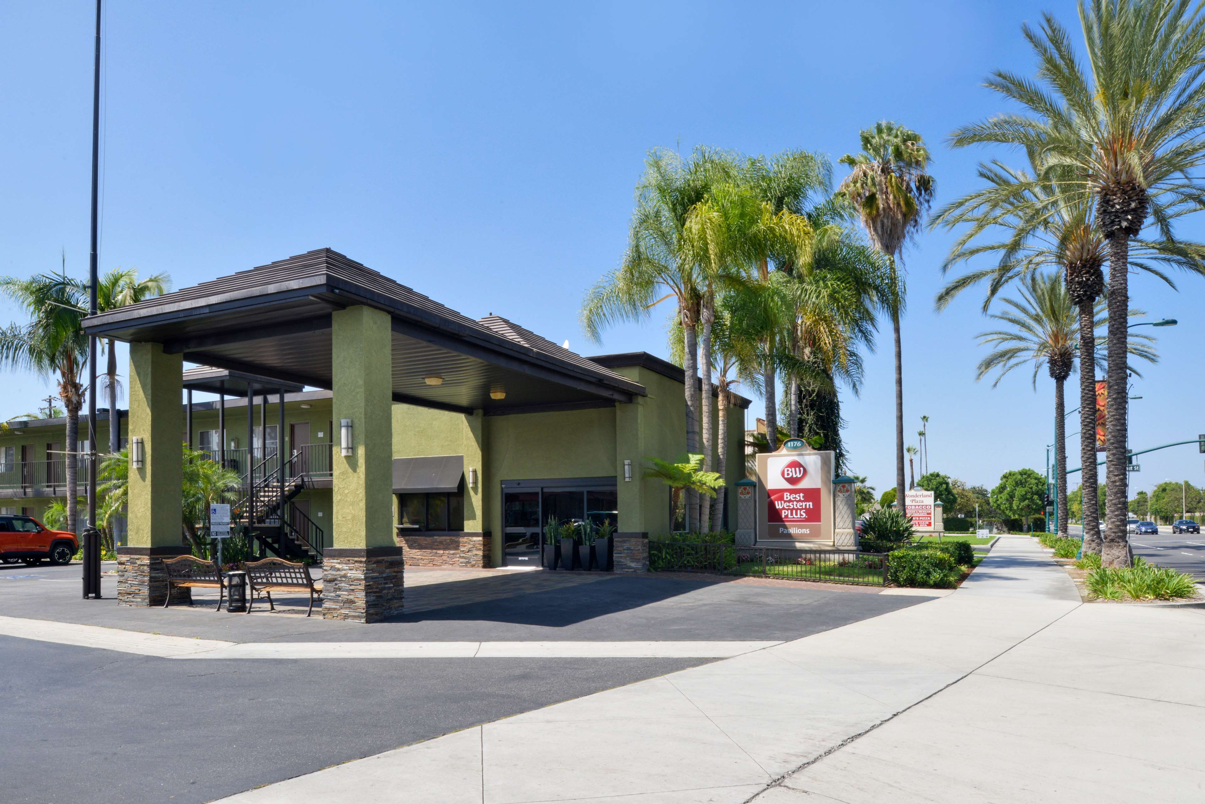 Hotels Near  W Katella Ave Anaheim Ca