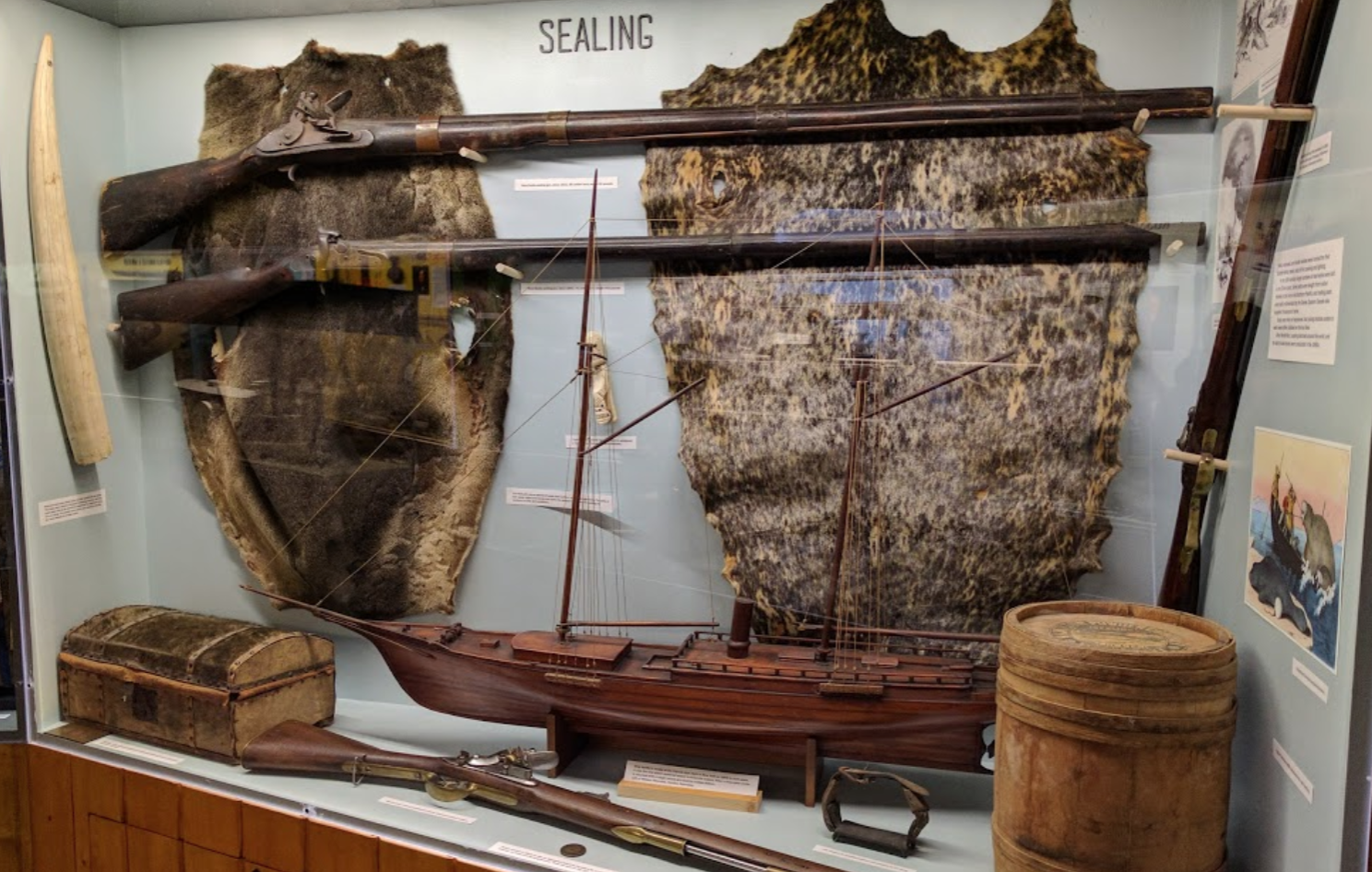 Museum of the Fur Trade image 11