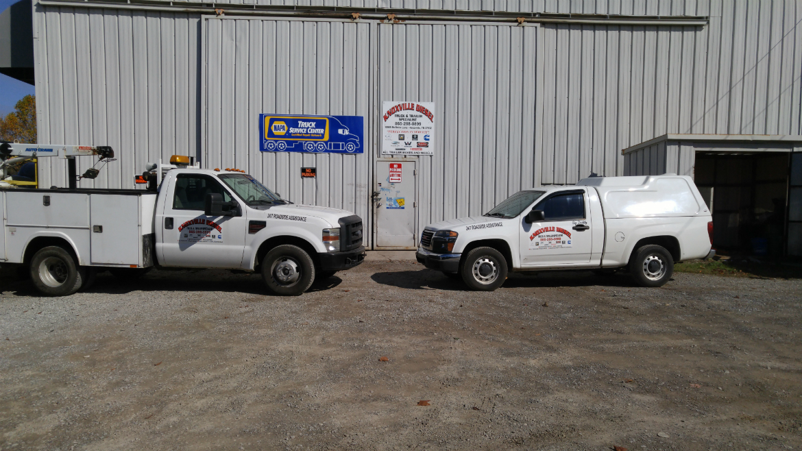 Knoxville Diesel Truck & Trailer Specialists