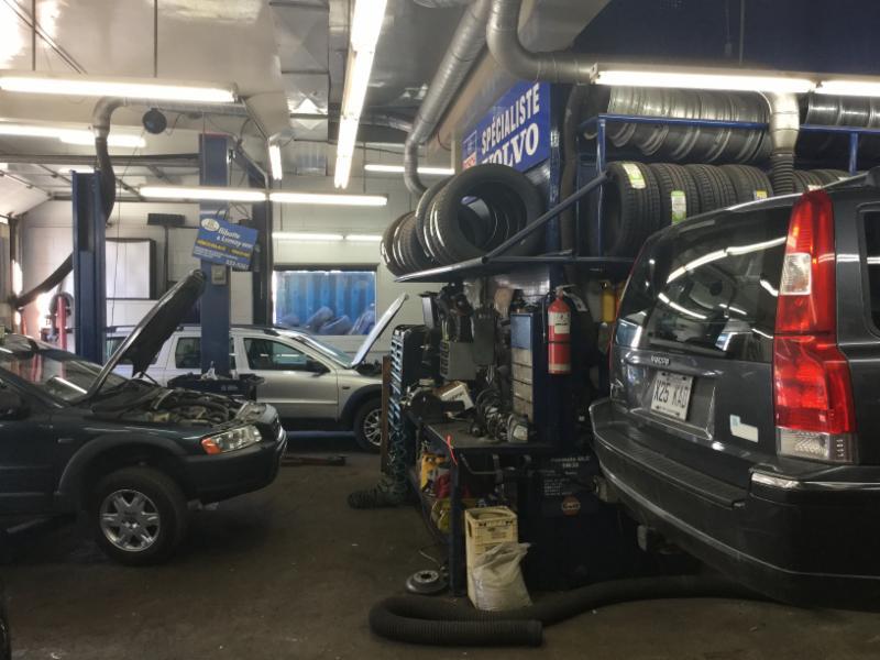 Garage Services Techniques Lachance à Québec
