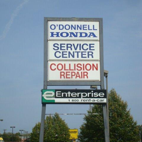 O'Donnell Honda Collision Repairs & Service Center