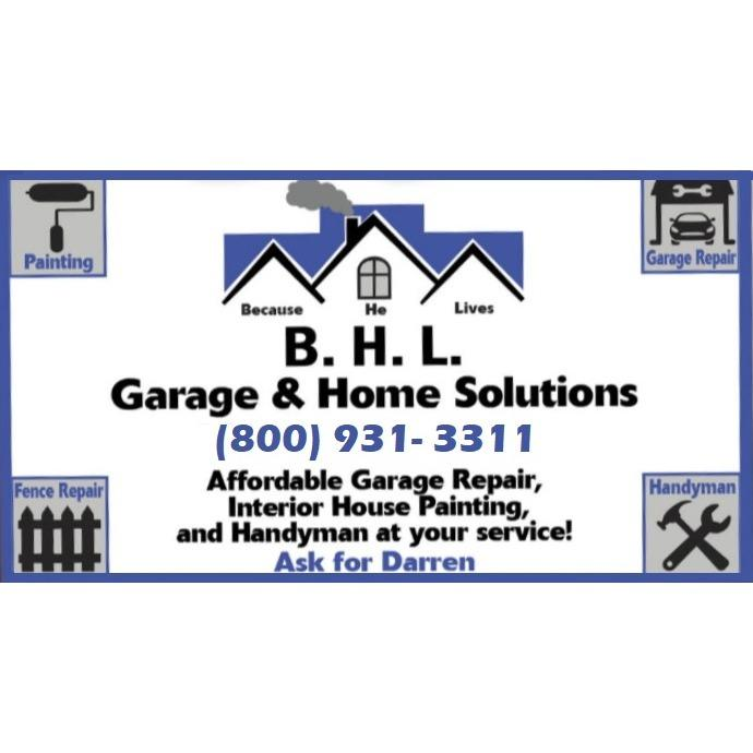 BHL Garage and Home Solutions