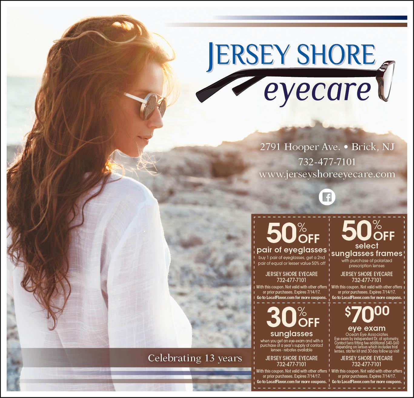 Jersey Shore Eyecare image 0