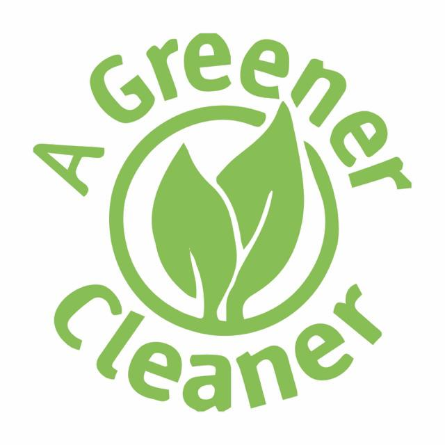 A Greener Cleaner