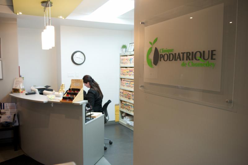 Clinique Podiatrique Chomedey à Laval