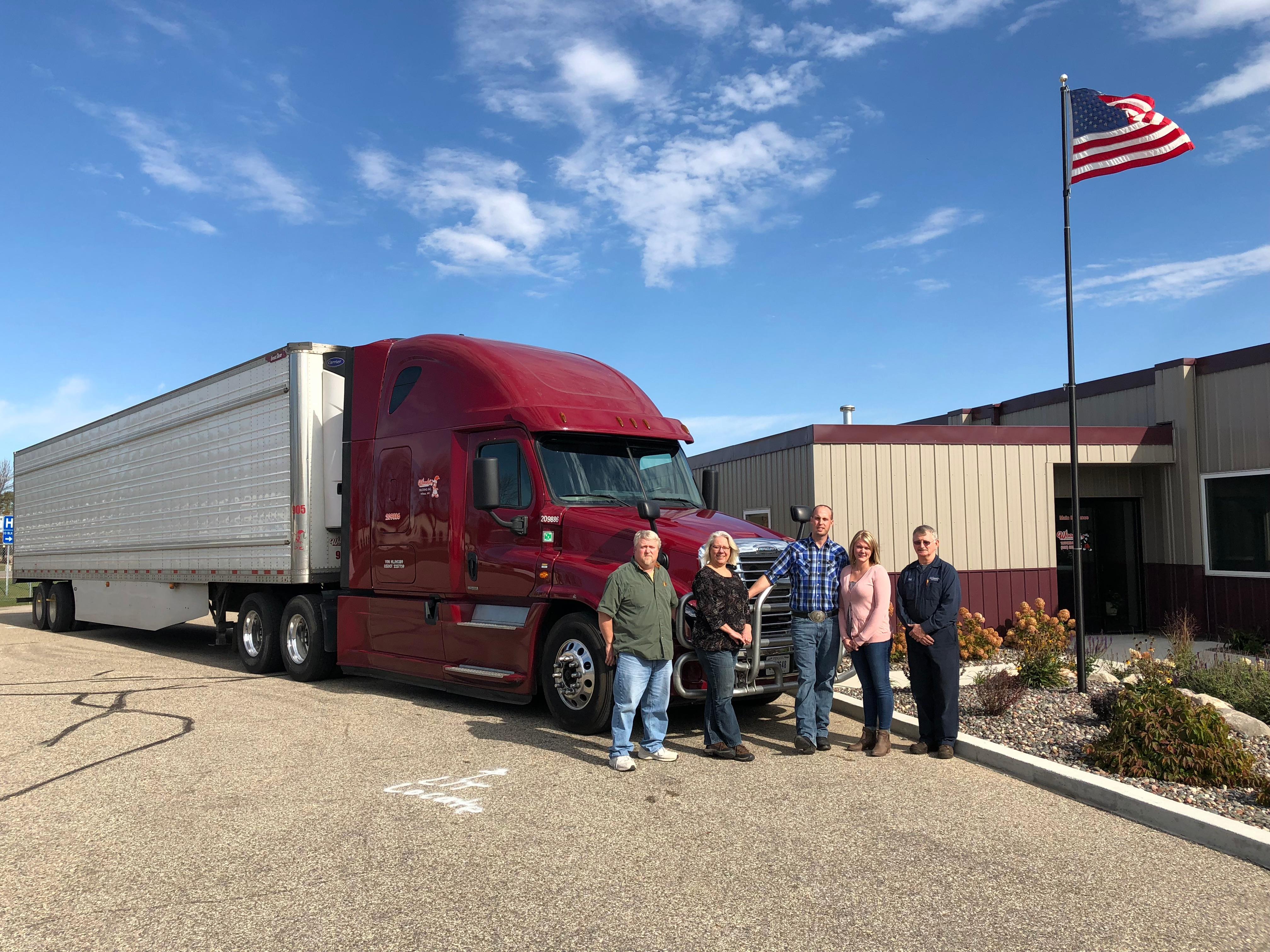 Woody's Trucking Inc. image 0