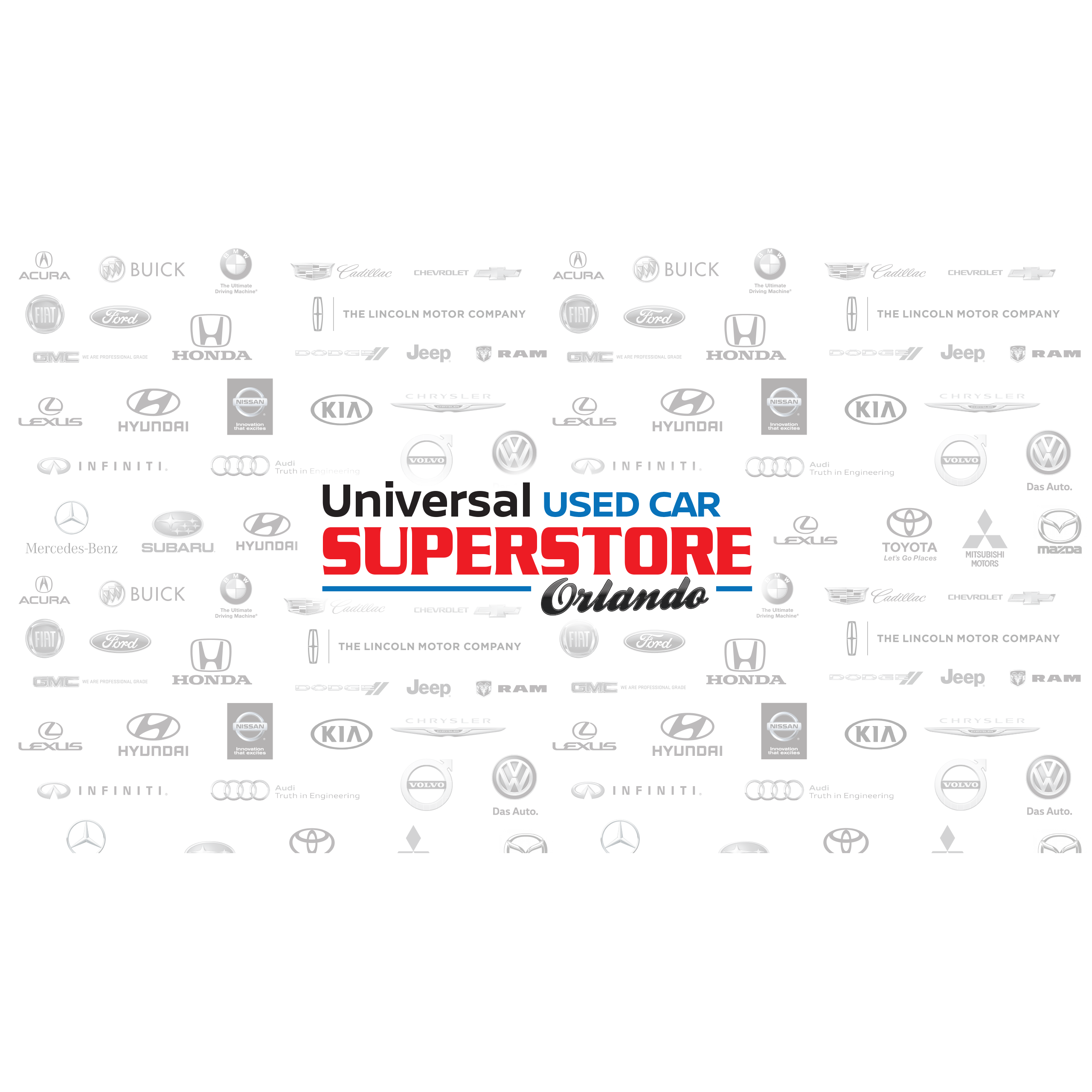 Universal Preowned Superstore Orlando