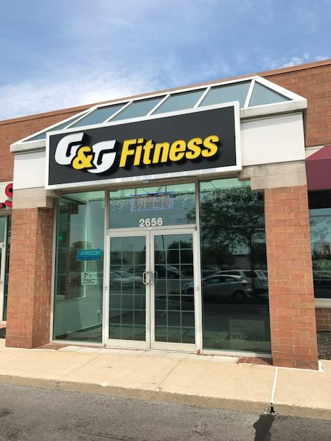 G&G Fitness Equipment - Columbus image 1