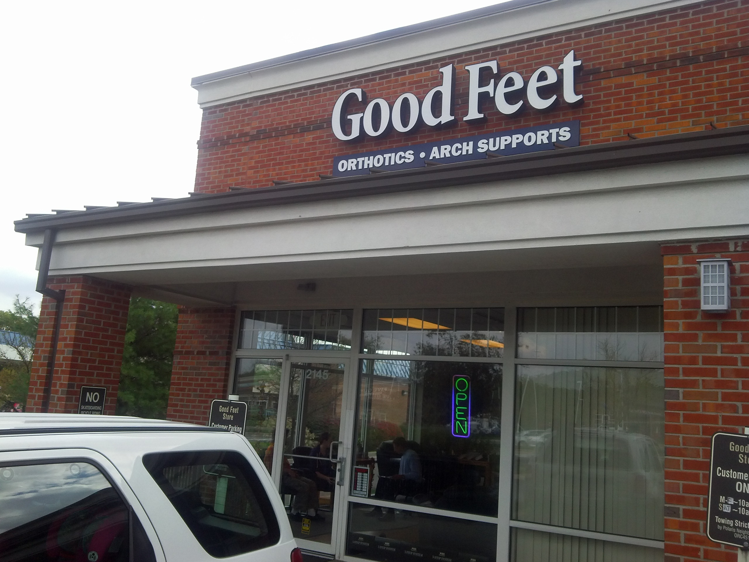 Good feet store coupons