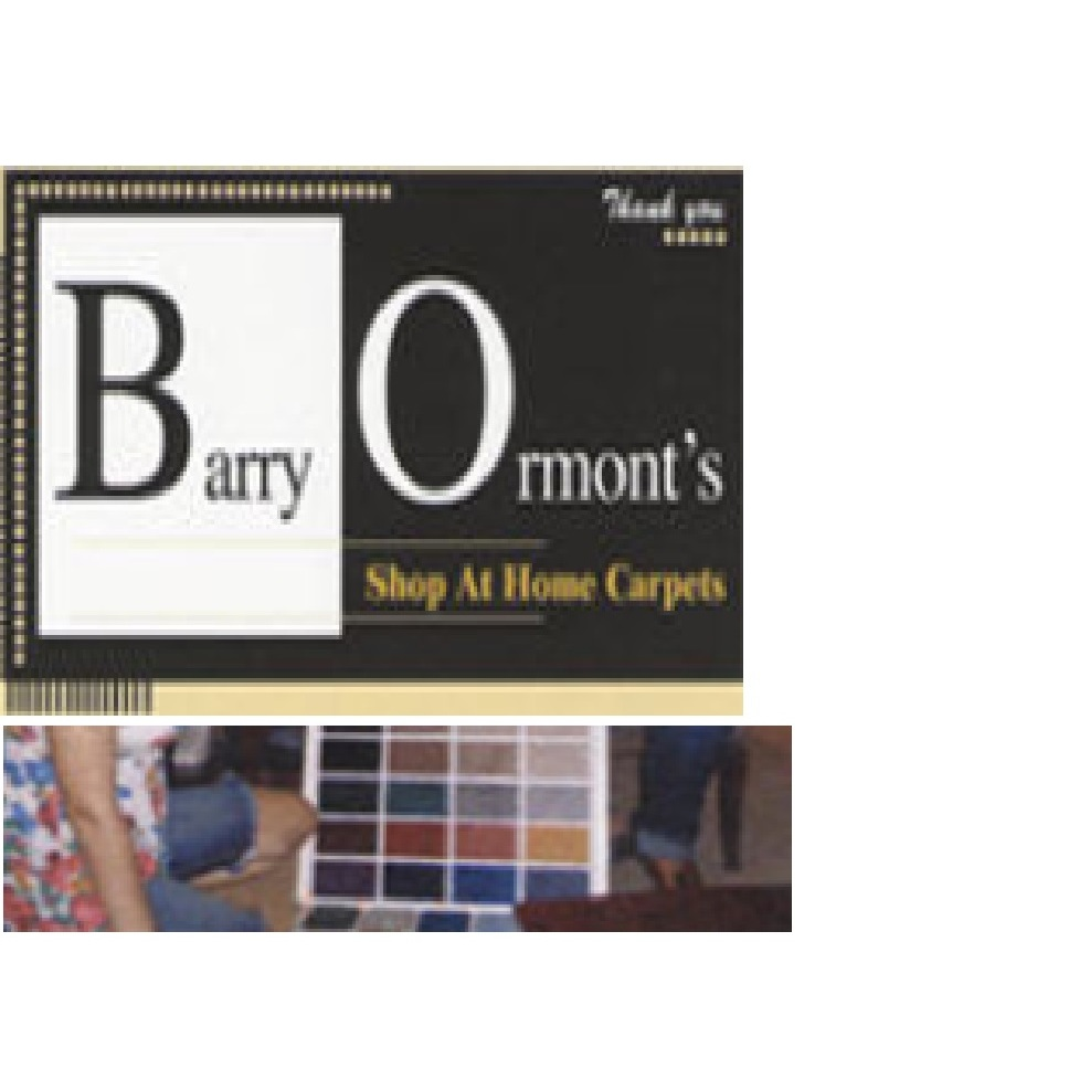 Barry Ormont's Shop-At-Home Carpets