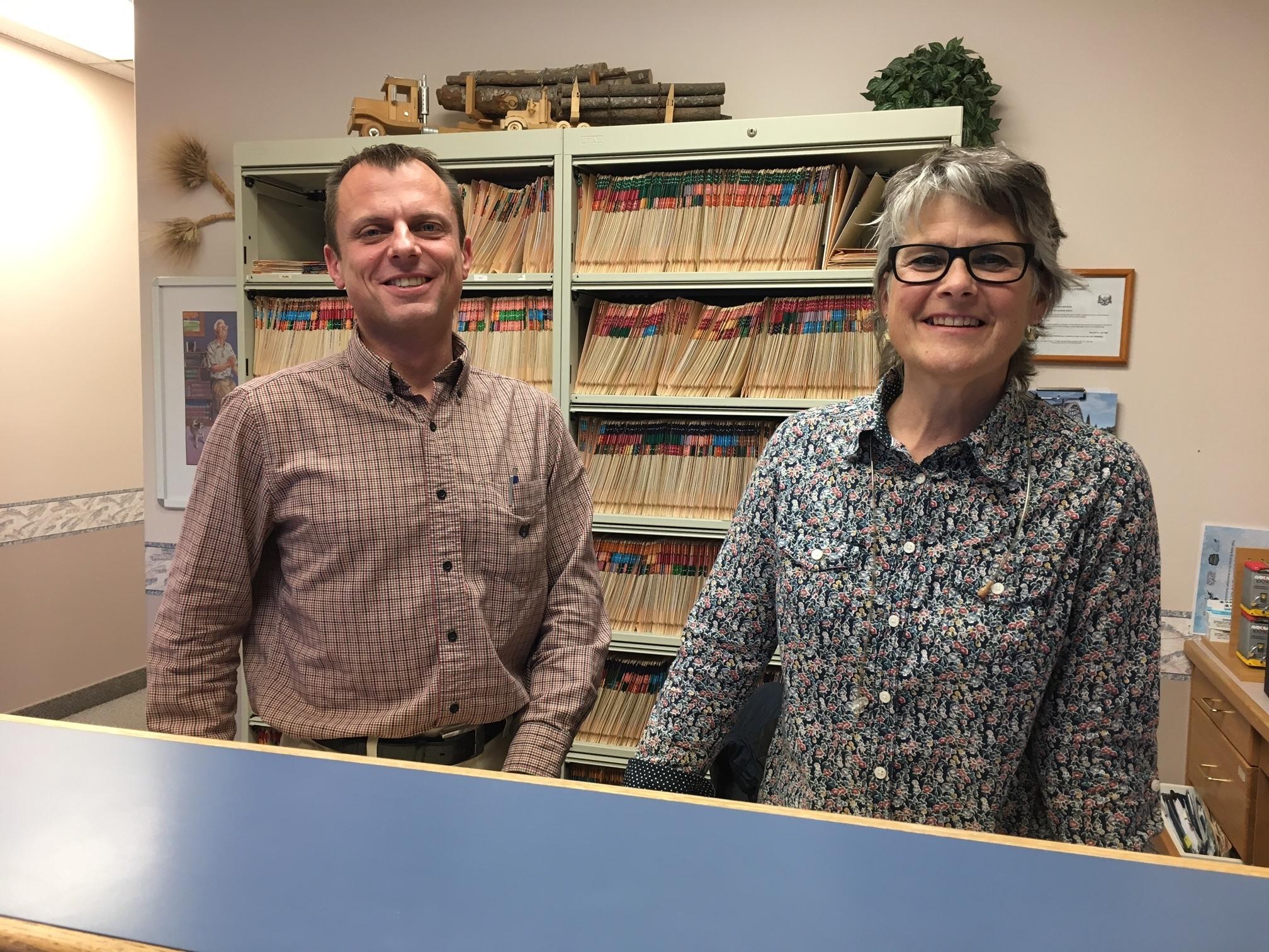 Williams Lake Hearing Clinic in Williams Lake: Lucas Jurek and Leigh