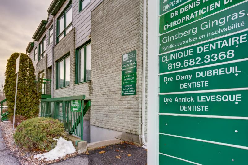 Clinique Dentaire Dre Dany Dubreuil-Dre Annick Lévêsque à Gatineau