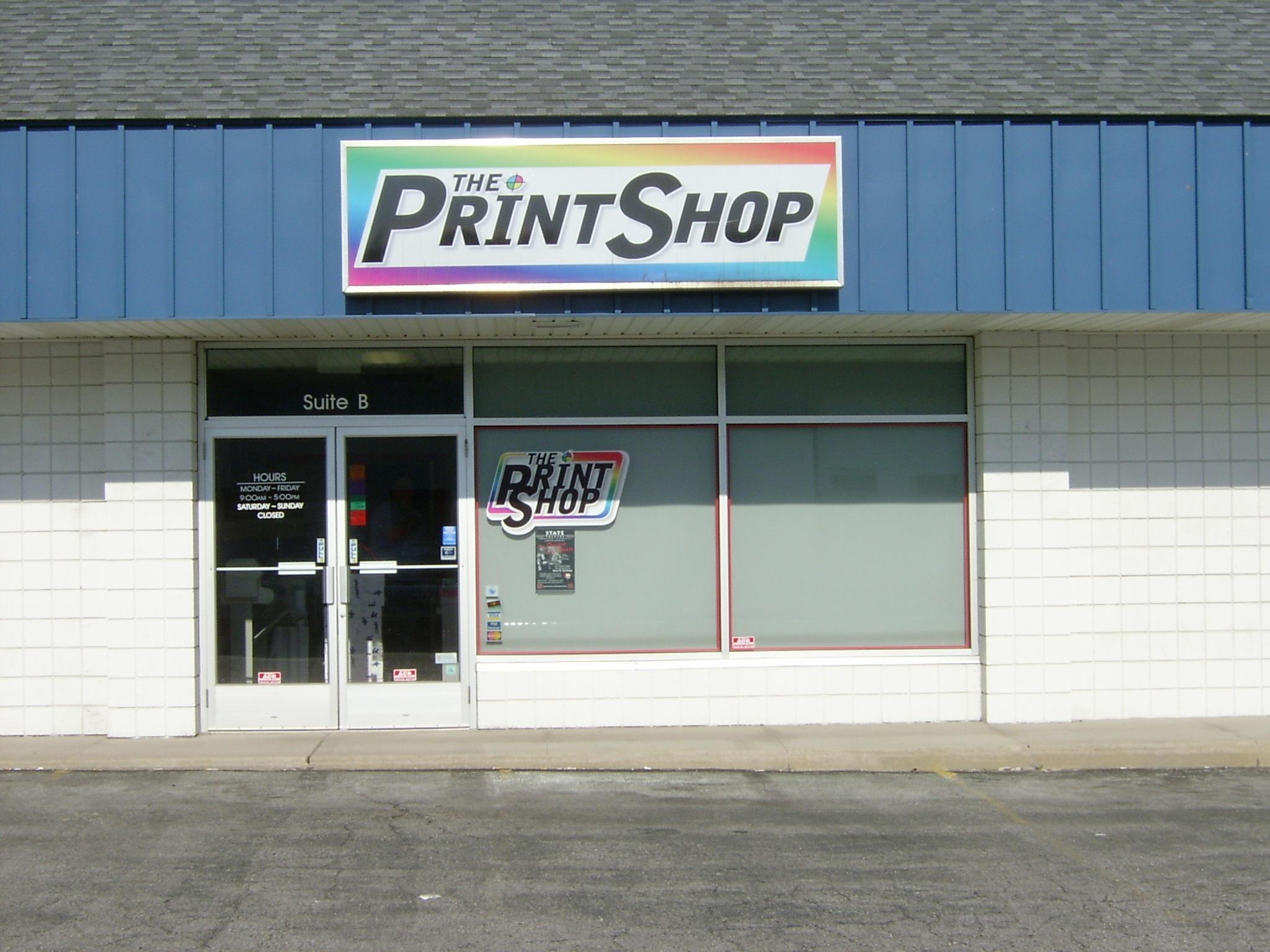 The Print Shop image 0