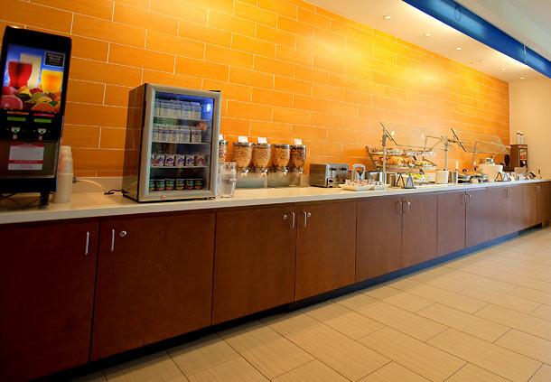 SpringHill Suites by Marriott Houston Rosenberg image 1
