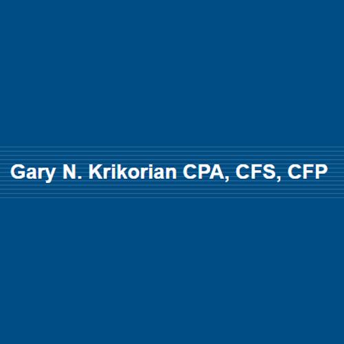 Gary N. Krikorian Cpa, Cfs, Cfp