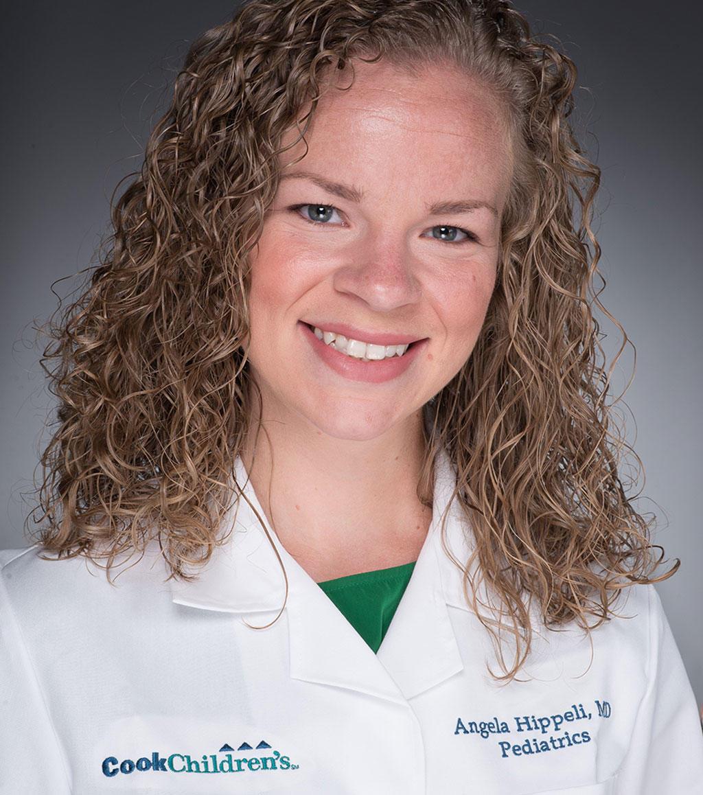 Dr. Angela Hippeli - Cook Children's
