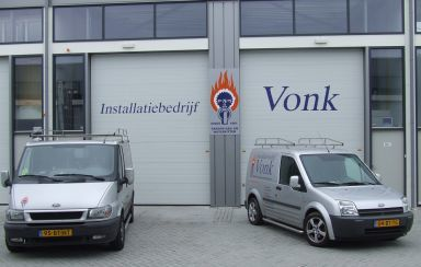 installatiebedrijf vonk loodgieters gouda nederland