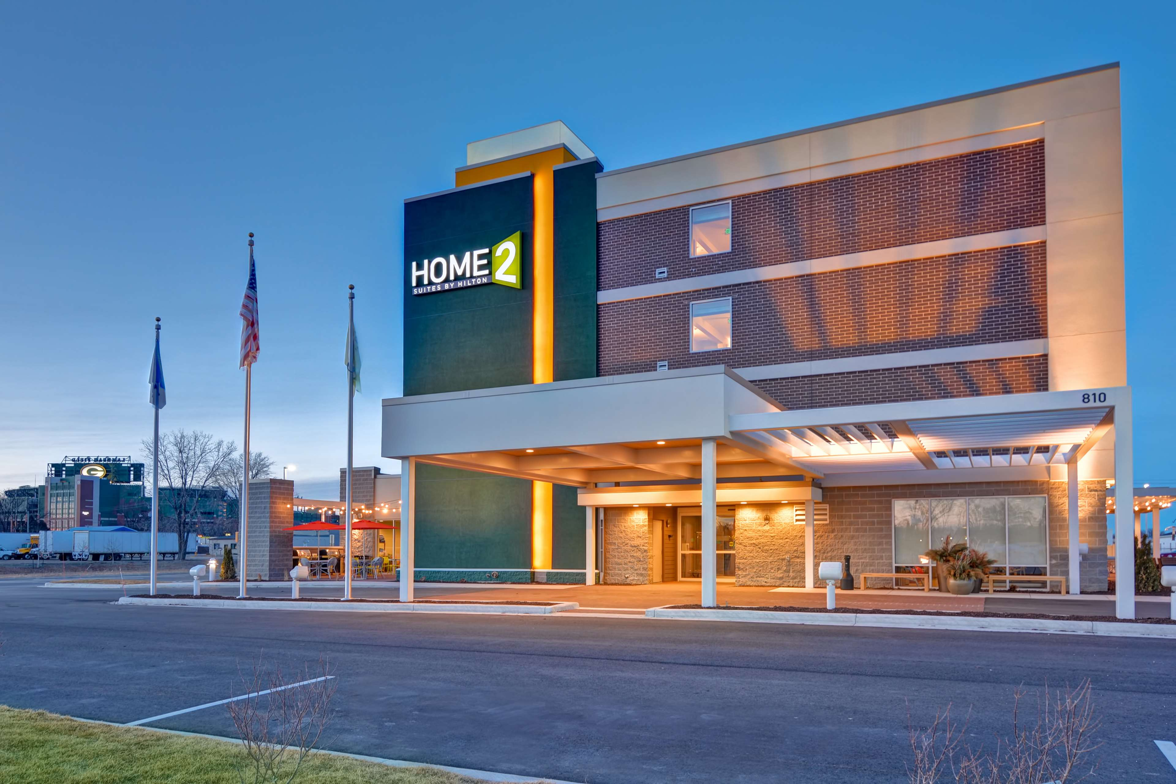Home2 Suites by Hilton Green Bay image 0