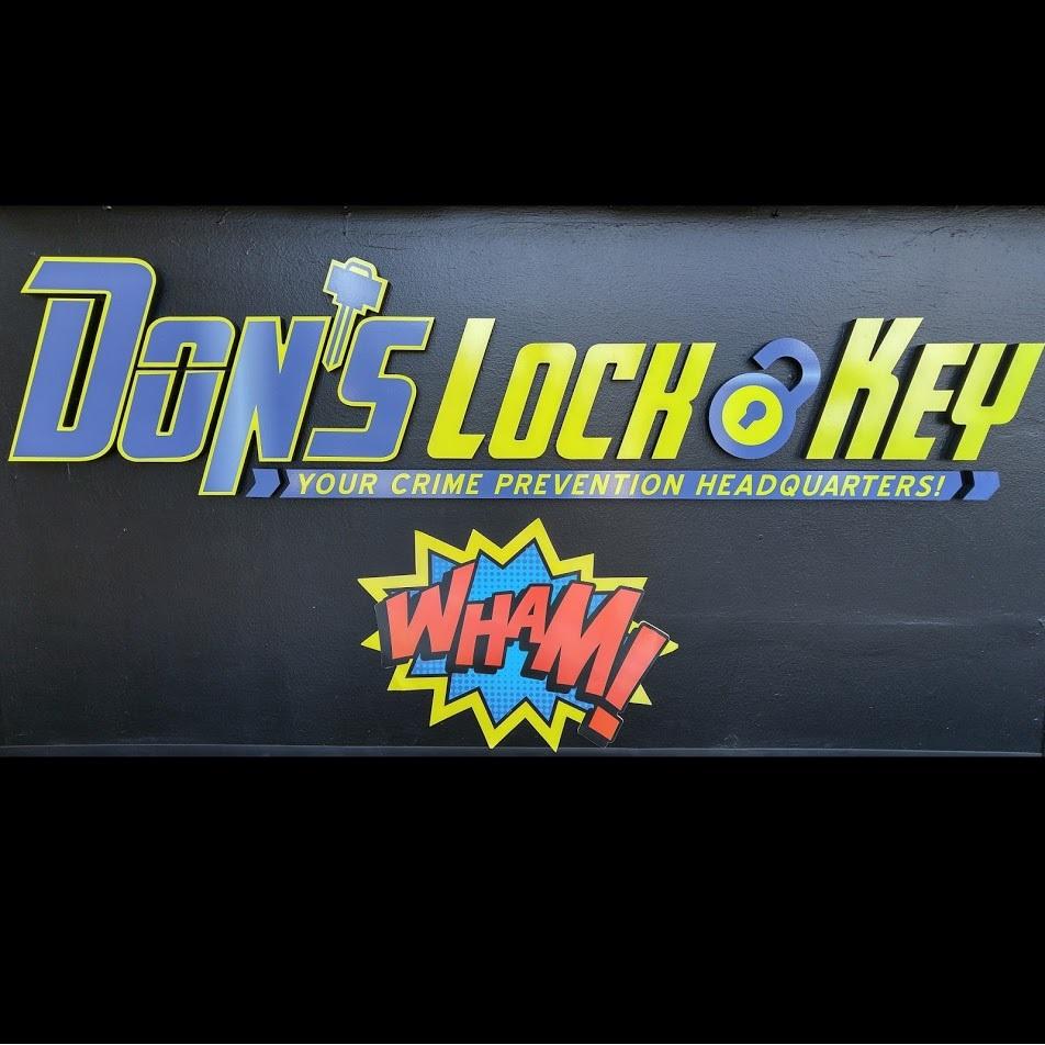 Dons Lock And Key Locksmith-Long Beach