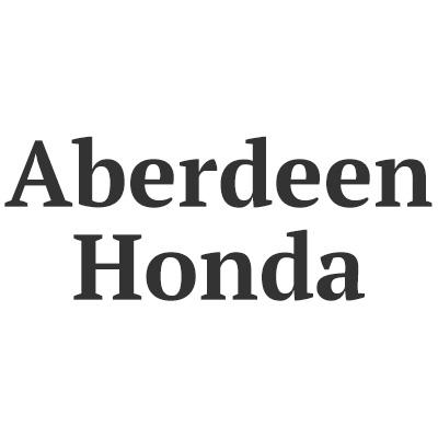 Aberdeen Honda - Aberdeen, WA - Auto Dealers