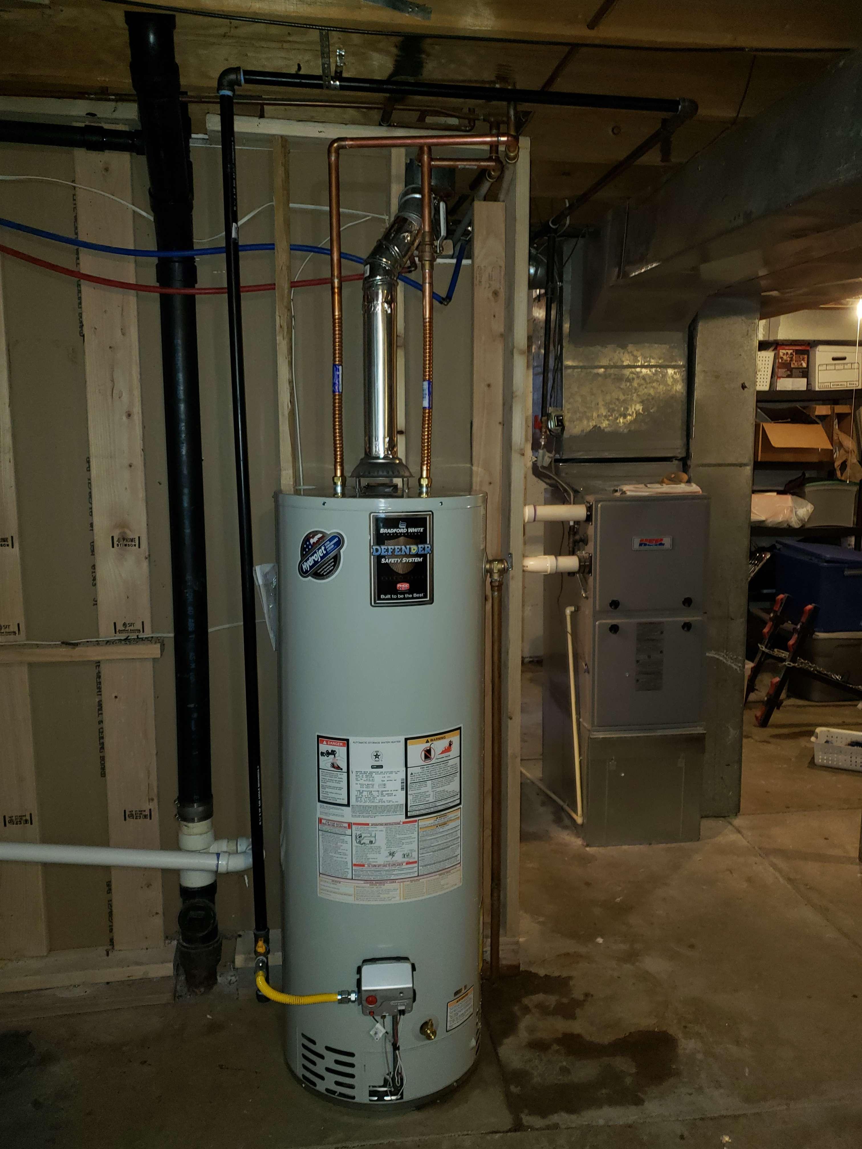 Front Range Water Heater