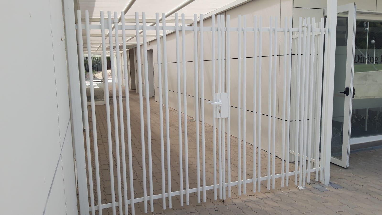 Cerramientos metálicos de seguridad - Intercerco