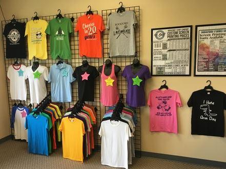 Rockford T-Shirt Company image 1