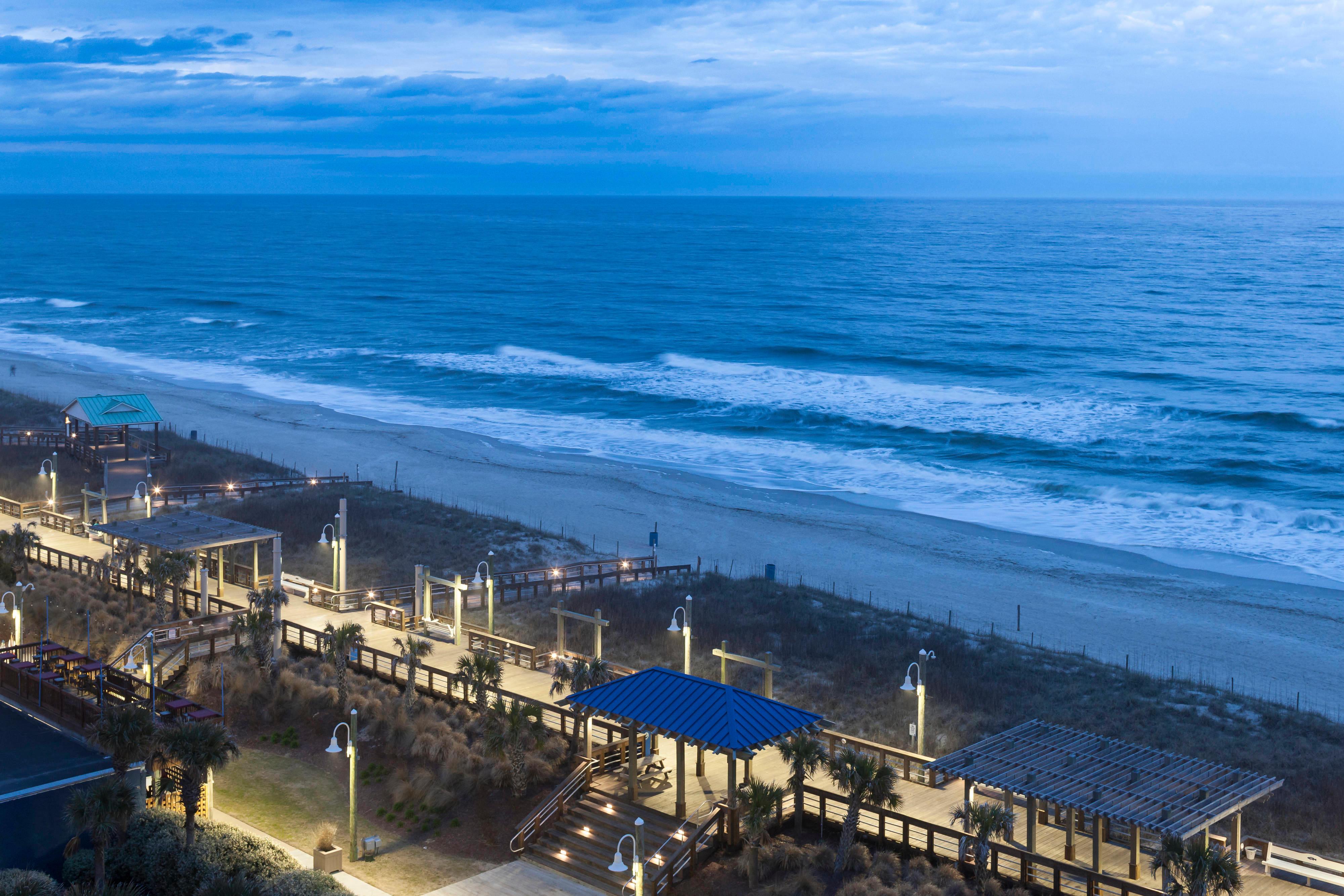 Courtyard by Marriott Carolina Beach Oceanfront