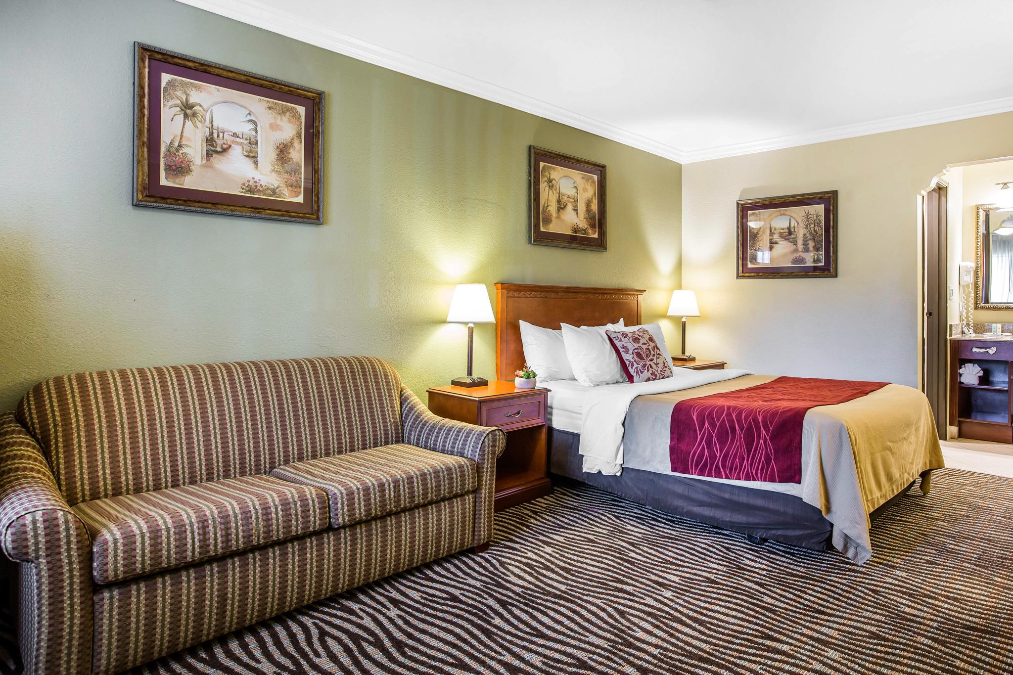 Comfort Inn Laguna Hills At Irvine Spectrum In Laguna