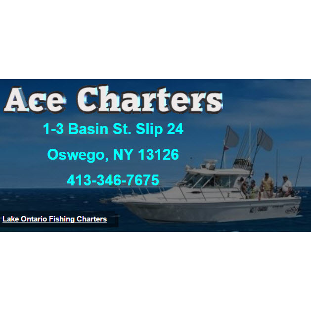 Ace Charters -  Lake Ontario Fishing Charters