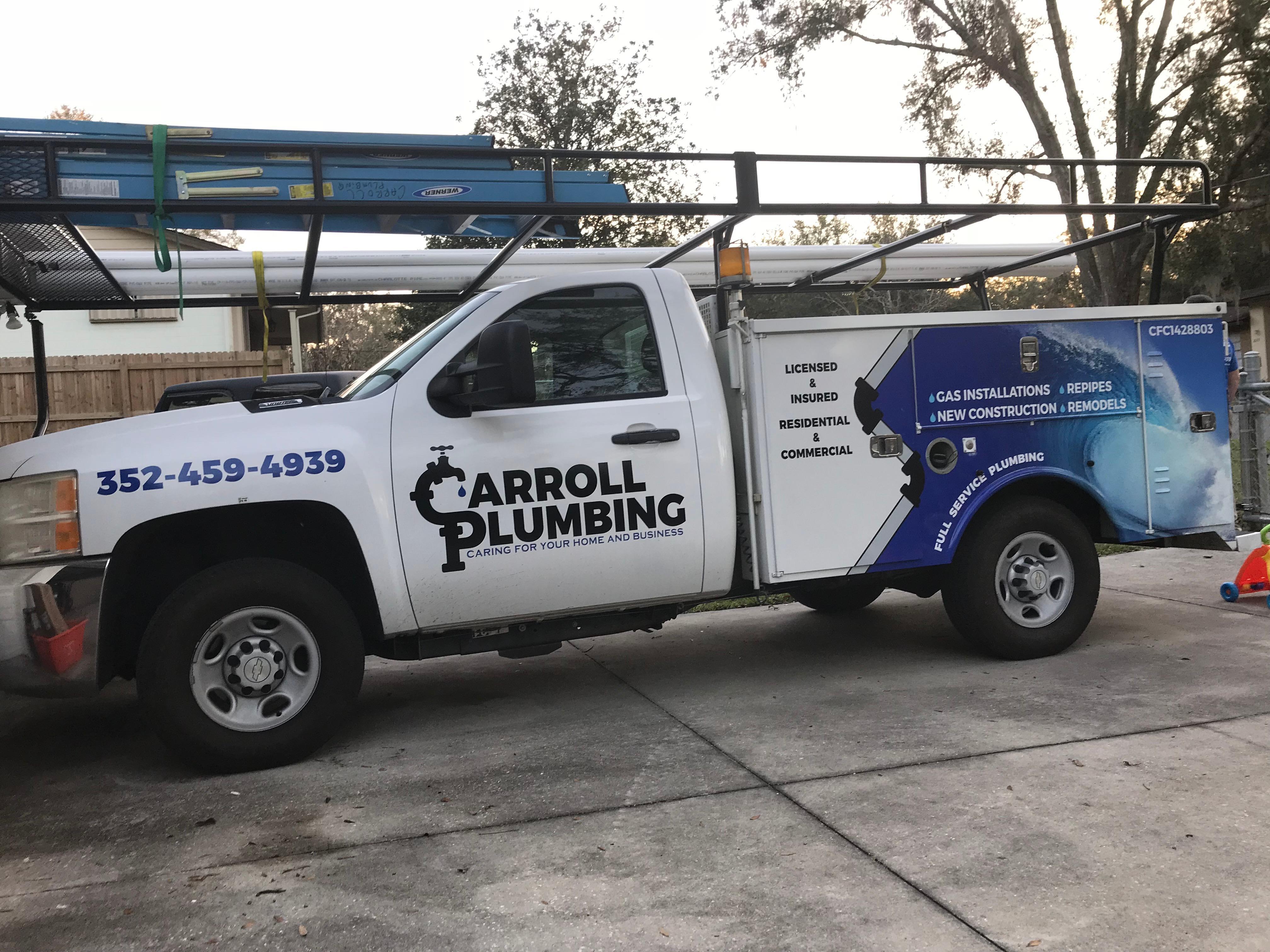 Carroll Plumbing, LLC image 0