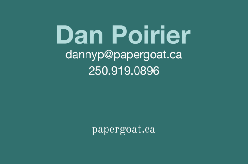 Paper Goat Bookkeeping
