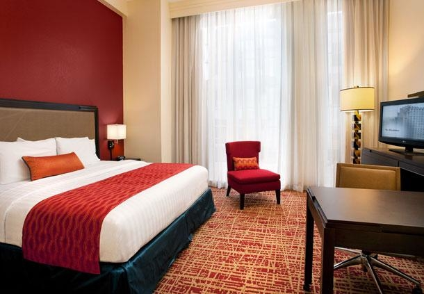 Courtyard by Marriott Fort Worth Downtown/Blackstone image 8