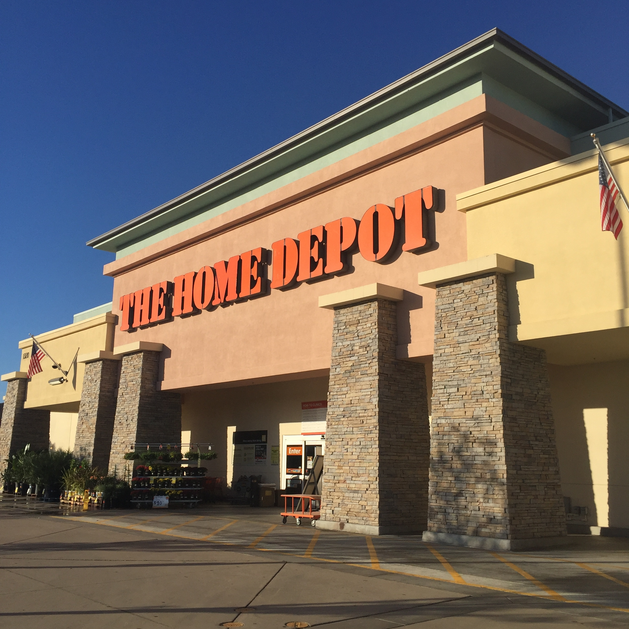 The Home Depot in