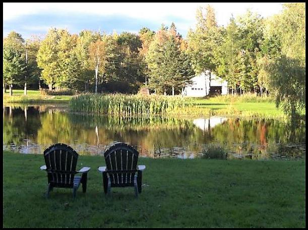 Eden Village Bar Harbor Pond Grounds